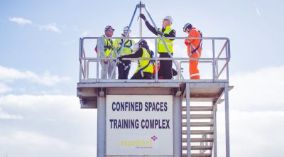 High Risk Confined Space Training